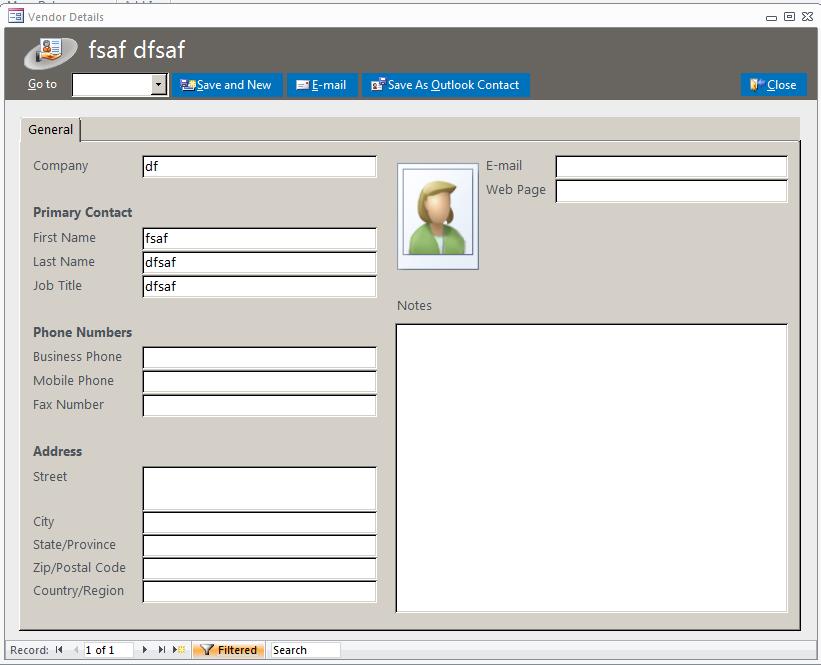 marketing project management database