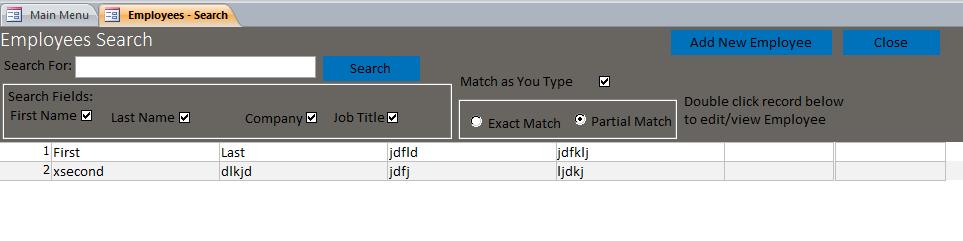 Customer Service Database Template Customer Service Database Software