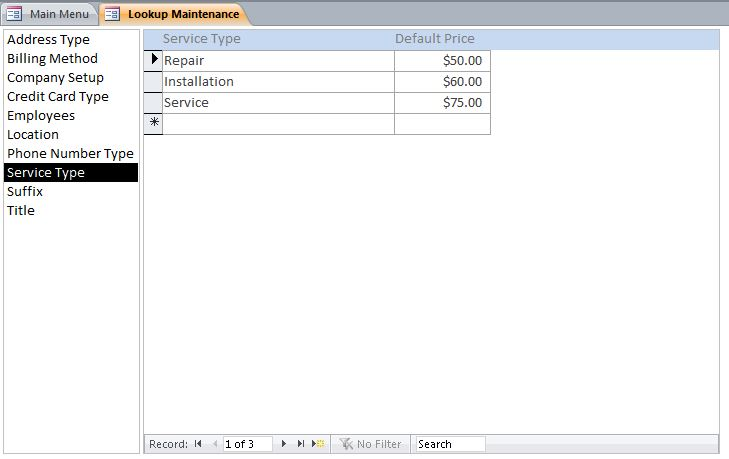 Forensic Accountant Enhanced Contact Template | Contact Database