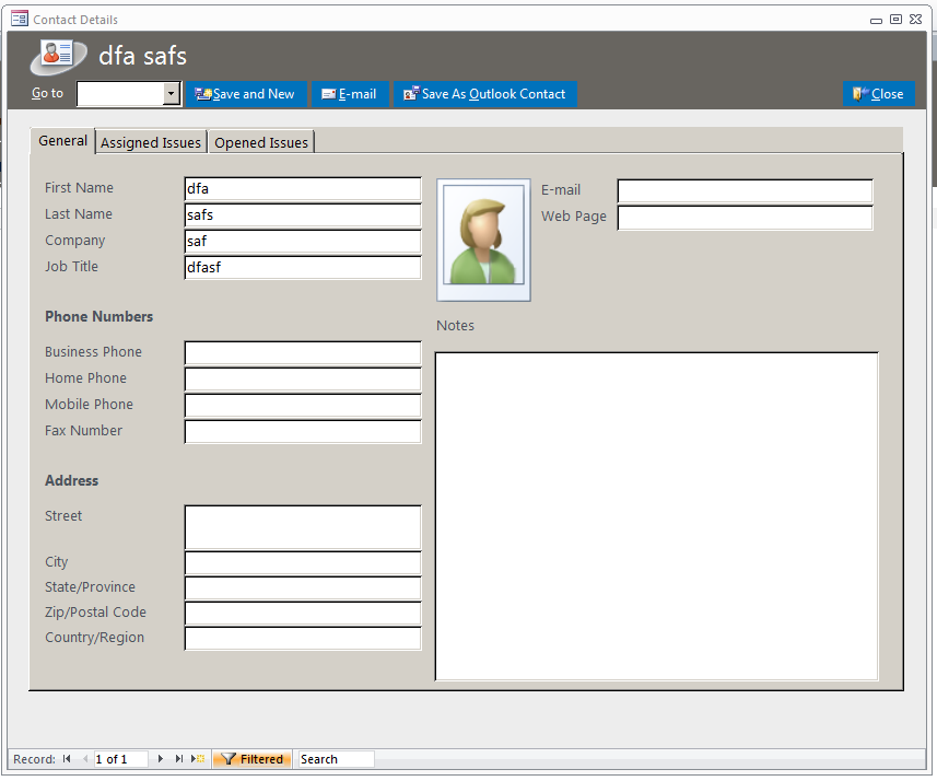 microsoft access help desk template - Dorit.mercatodos.co