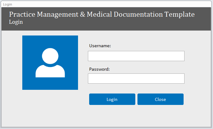 database documentation template