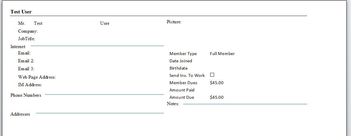 Swim Club Membership Tracking Template Swim Club